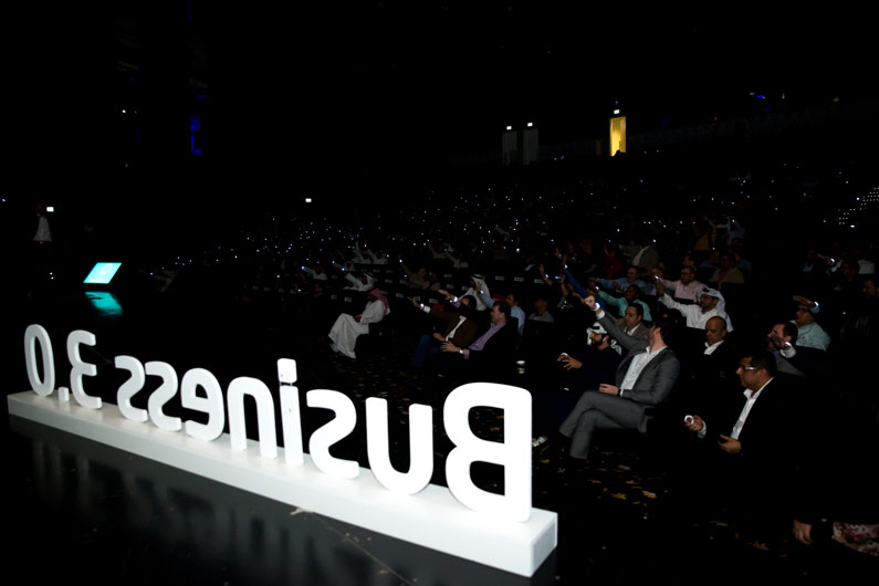 Event planning company, Awards  Annual Business Awards Etisalat