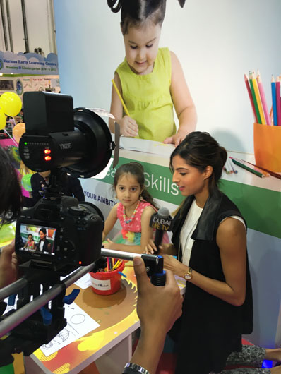 Event planning company   Brand activations   Mother & Baby Show, Danone Nutricia events in UAE