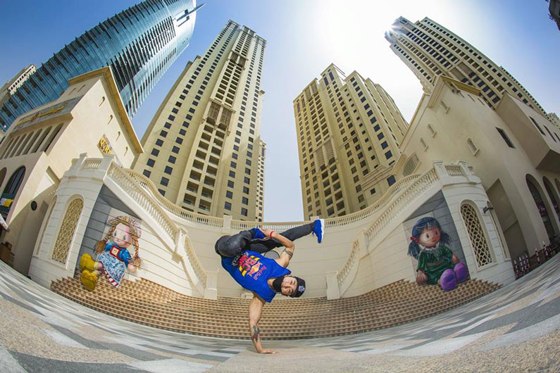Event management agency| Brand activations | Redbull event in UAE