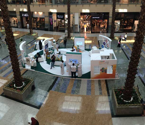 Event planning Company | Brand activations | World Energy Day by DEWA events in UAE