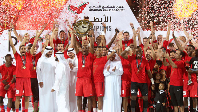 Best Public events and entertainment company in Dubai, UAE, The Arabian Gulf Cup Finals Arabian Gulf League event