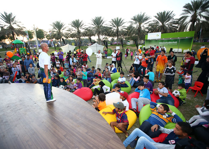 Public events and entertainment company in Dubai